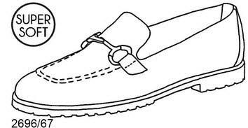 Paul Green 0067-2696-047/Slipper